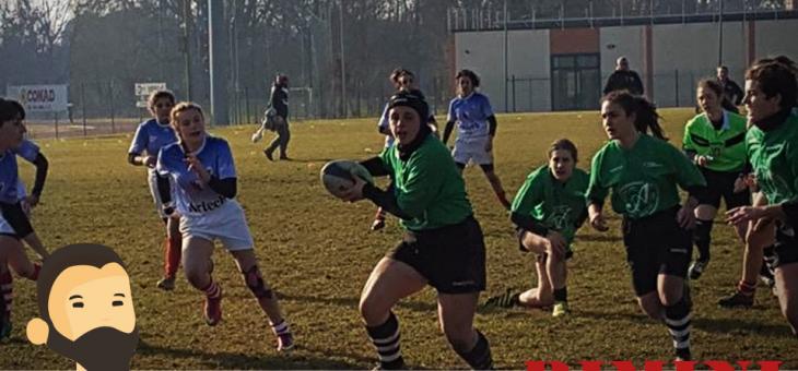 Il Rugby è sostegno.