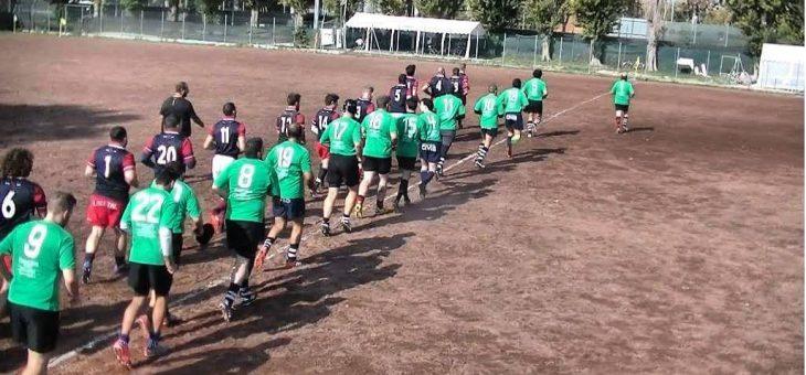 Prove tecniche per l'Amarcord Rimini Rugby