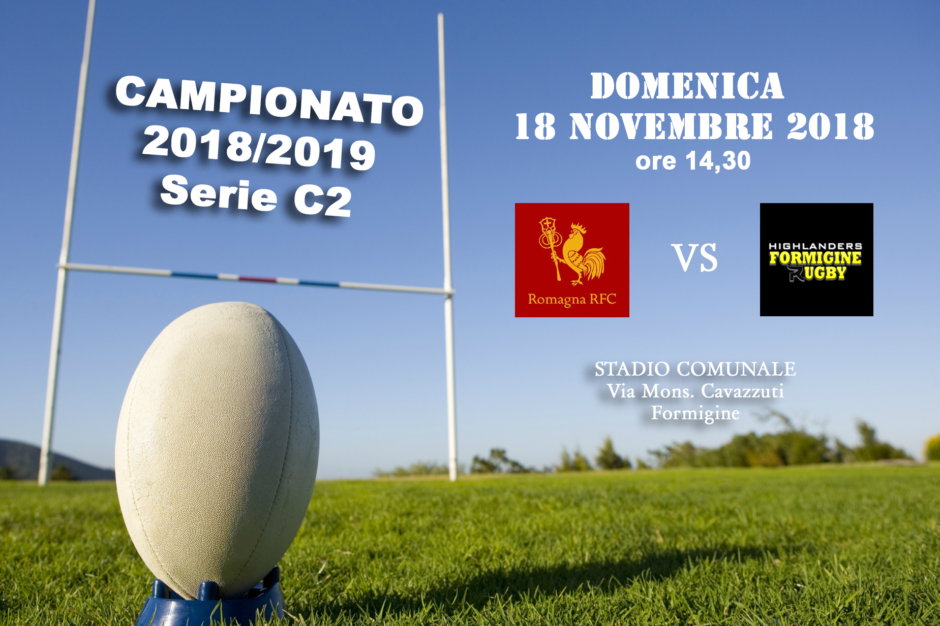 Campionato Rugby serie C2