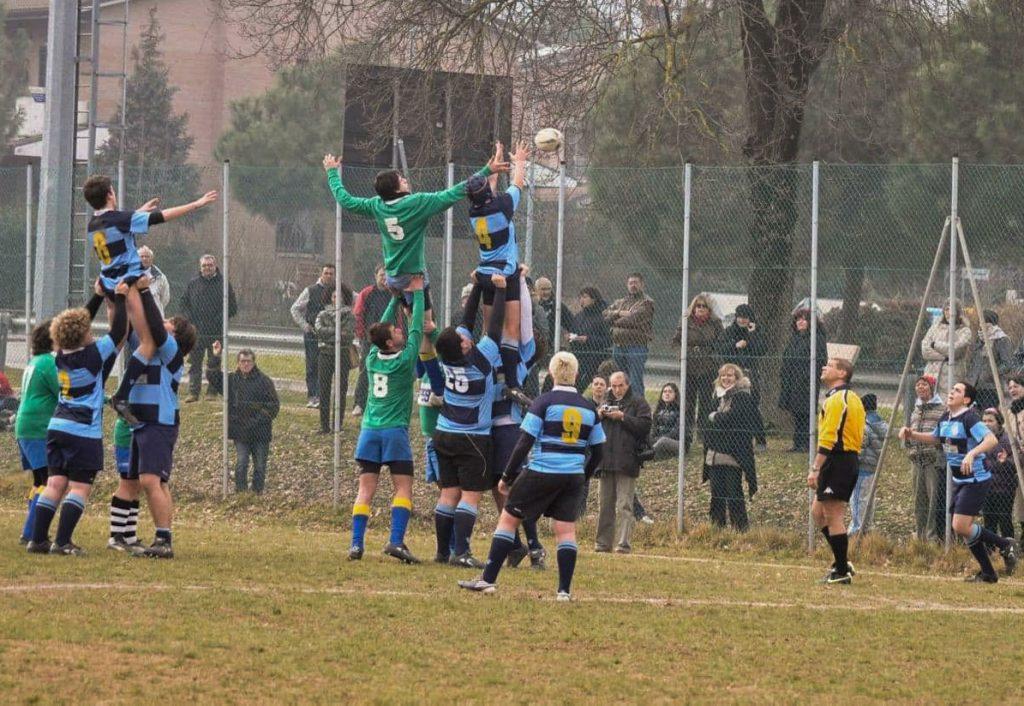 Senior Rugby Touche doppia