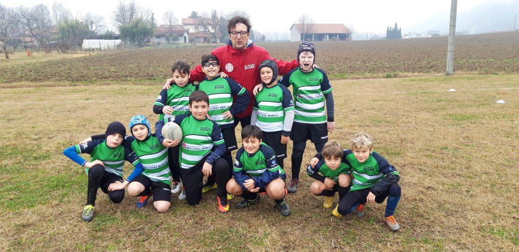 Rugby di base con Paolo Massarente