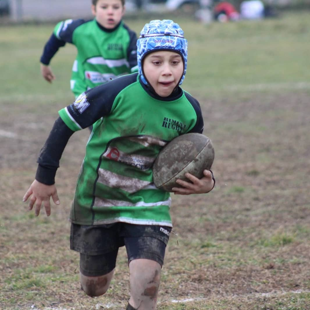 Vieni a giocare a Rugby!