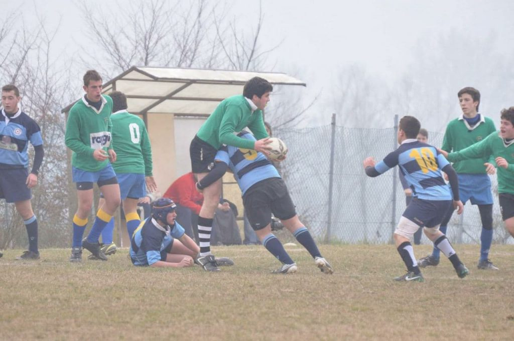 Rugby adulti placcaggio